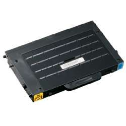 Premium Quality Cyan Toner Cartridge compatible with Samsung CLP-500D5C