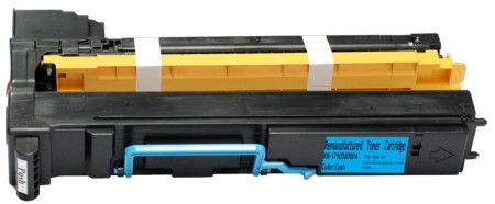 Premium Quality Cyan Toner Cartridge compatible with Konica Minolta 1710580-004