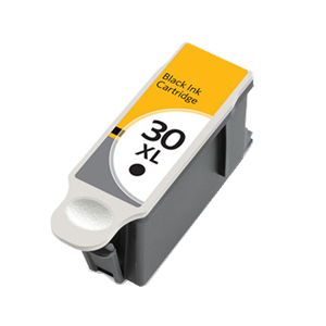Premium Quality Black Inkjet Cartridge compatible with Kodak 1550532 (Kodak 30B XL)
